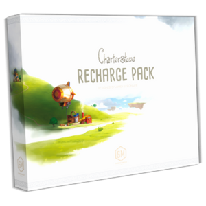 Front cover of the box of Charterstone Recharge Pack