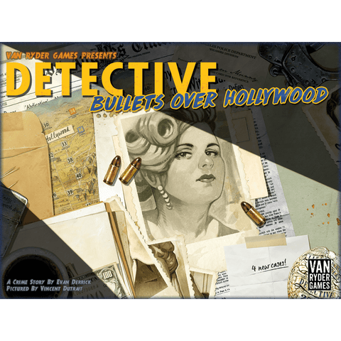 Detective: City of Angels: Bullets over Hollywood Expansion