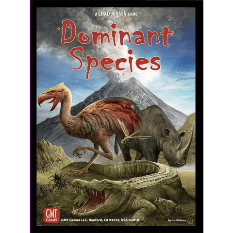 Dominant Species Second Edition (Third Printing)