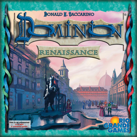 Dominion: Renaissance Expansion