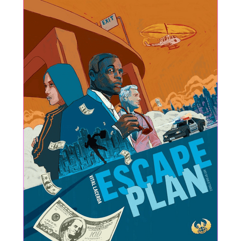 Escape Plan with Upgrade Pack