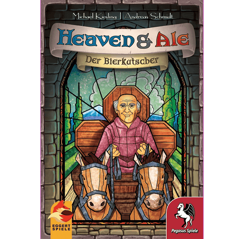 Heaven & Ale: Der Bierkutscher Expansion