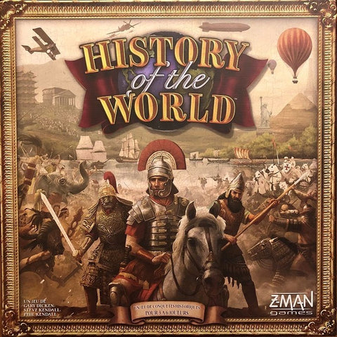 History of the World - édition française