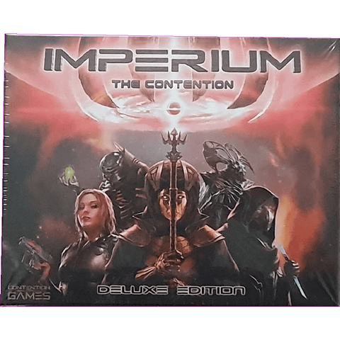Imperium: The Contention Deluxe Edition