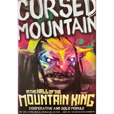 In the Hall of the Mountain King: Cursed Mountain Expansion