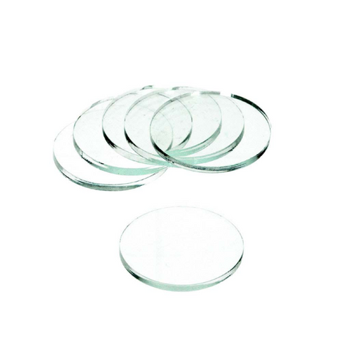 [Add-on] Kraken Wargames - Clear Base round 40x3 mm (Pack of 5)