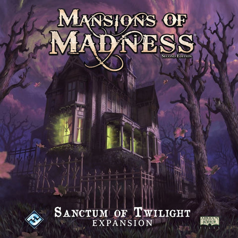 Mansions of Madness: Second Edition: Sanctum of Twilight Expansion