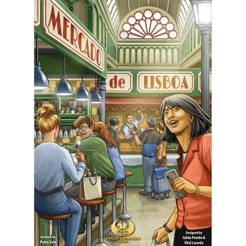 Mercado de Lisboa (Including Queen Variant)