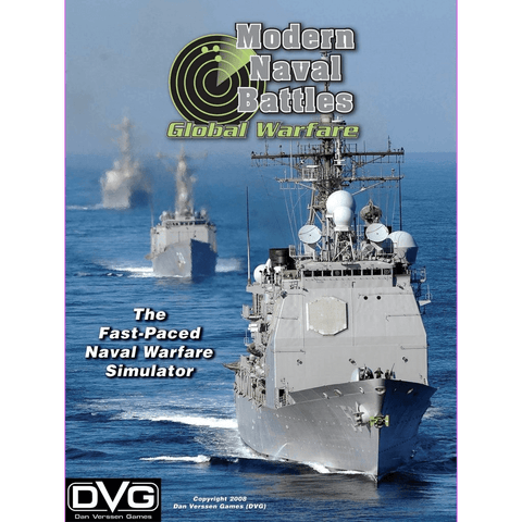Modern Naval Battles: Global Warfare