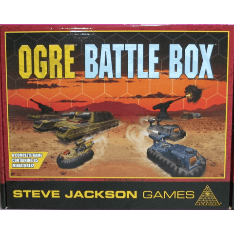 Ogre: Battle Box Edition
