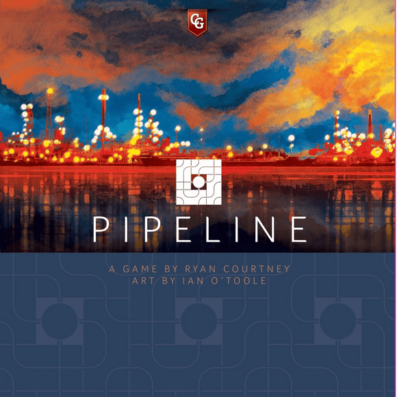 Front cover of the box of Pipeline