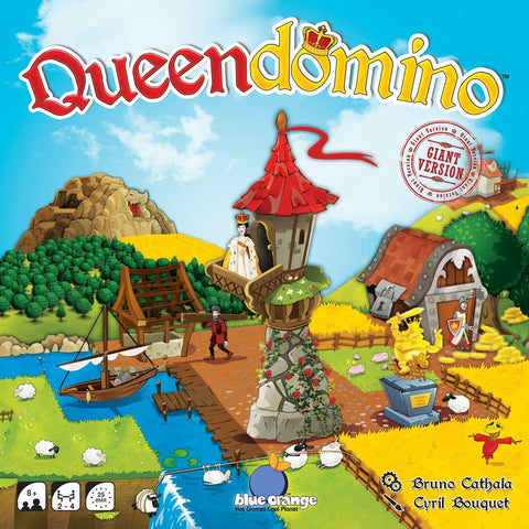 Queendomino Giant Version Multilingual