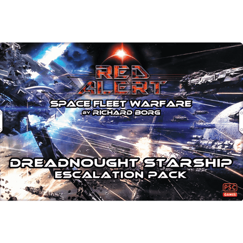 Red Alert: Space Fleet Warfare – Dreadnought Starship Escalation Pack