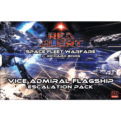 Red Alert: Space Fleet Warfare – Vice Admiral Flagship Escalation Pack