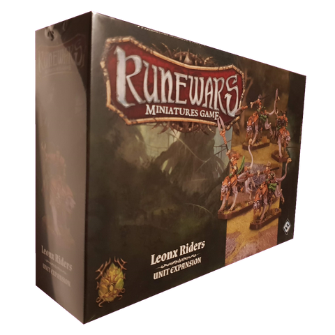 RuneWars Leonx Riders Unit Expansion