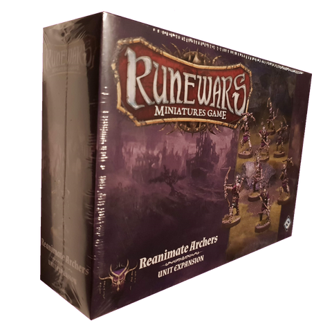 RuneWars Reanimate Archers Unit Expansion