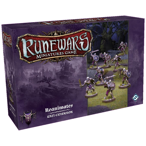 RuneWars Reanimates Unit Expansion