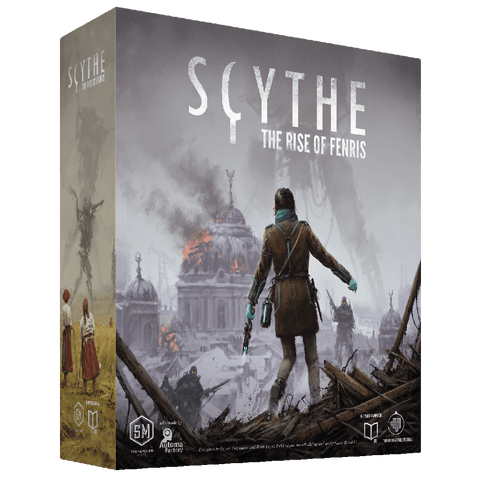 Scythe: Rise of Fenris Expansion (English)