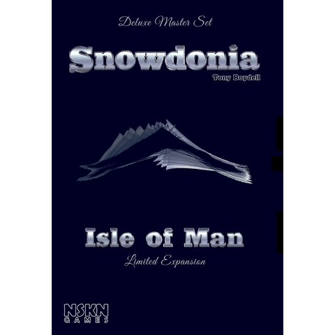 Snowdonia: Isle of Man Expansion