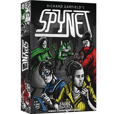 Spynet (French)