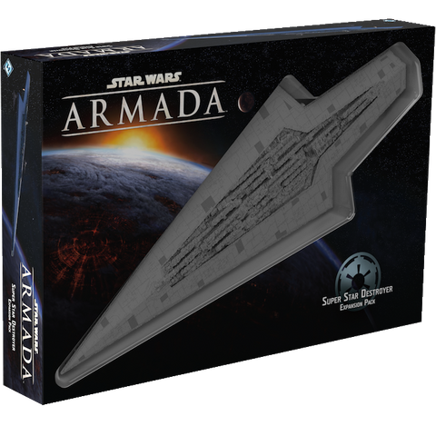 Star Wars Armada Super Star Destroyer Expansion Pack