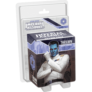Front cover of the box of Star Wars: Imperial Assault Thrawn Villain Pack