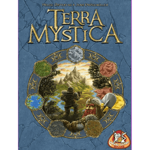 Front cover of the box of Terra Mystica NL