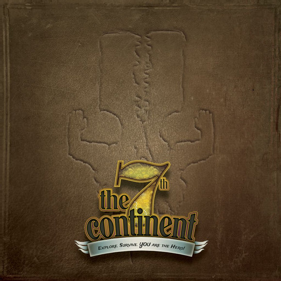 The 7th Continent Core Box: Classic Edition