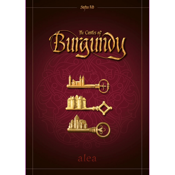 The Castles of Burgundy (20th Anniversary) - EN/DE/FR