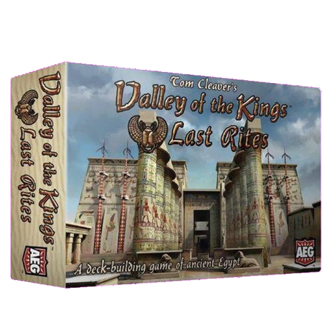 Valley of the Kings Last Rites