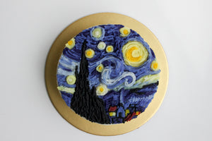 The Starry Night (Cat)