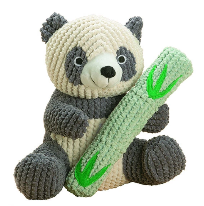 Patchwork Pet Reed The Panda 10""