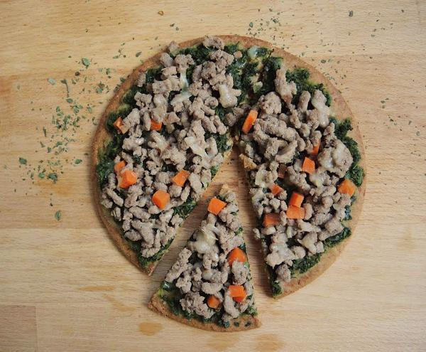 Build-Your-Own Pizza Thins