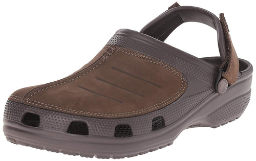 Crocs Men's Yukon Mesa Clog | Comfortable Casual Outdoor Shoe with Adjustable Fit