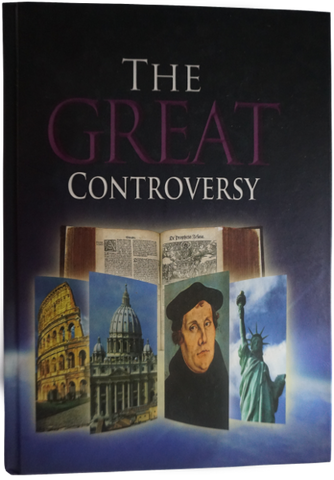 Great Controversy Hard Bound
