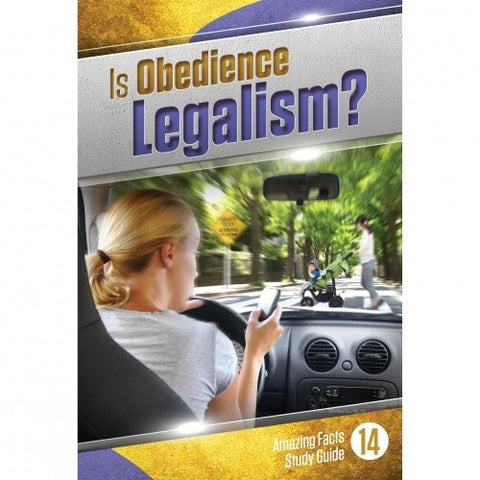 Is Obedience Legalism?