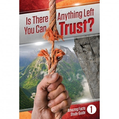 Is There Anything Left You Can Trust?