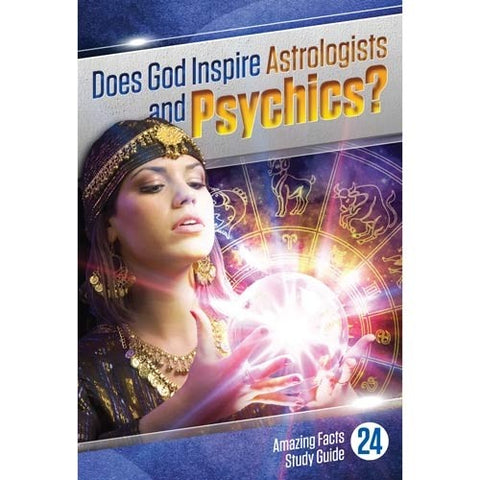 Does God Inspire Astrologists & Psychics