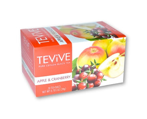 Apple Cranberry   - Case of 6 Boxes
