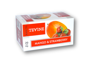 Mango Strawberry - Case of 6 Boxes