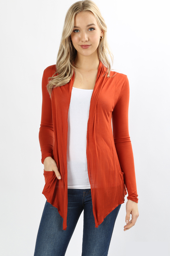 Summer Nights Cardi - Copper
