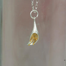 Load image into Gallery viewer, Calla Lily Pendant