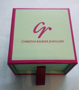 Christin Ranger Silver Bangle