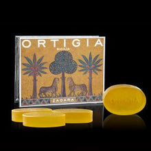 Load image into Gallery viewer, Ortigia boxed soap