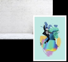 "Load image into Gallery viewer, ""DON'T BOTHER KNOCKIN"" #10
