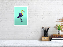 "Load image into Gallery viewer, ""EDIBIRD"" #2 