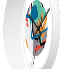"Load image into Gallery viewer, Wall Clock- ""Tossa De Mar"""