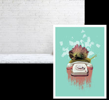 "Load image into Gallery viewer, ""SNAIL DESTINATON"" #14 