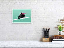 "Load image into Gallery viewer, ""MOTO MONO"" #5 