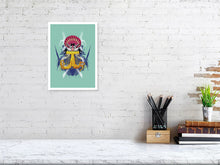 "Load image into Gallery viewer, ""UNDER MY SEA"" #16 